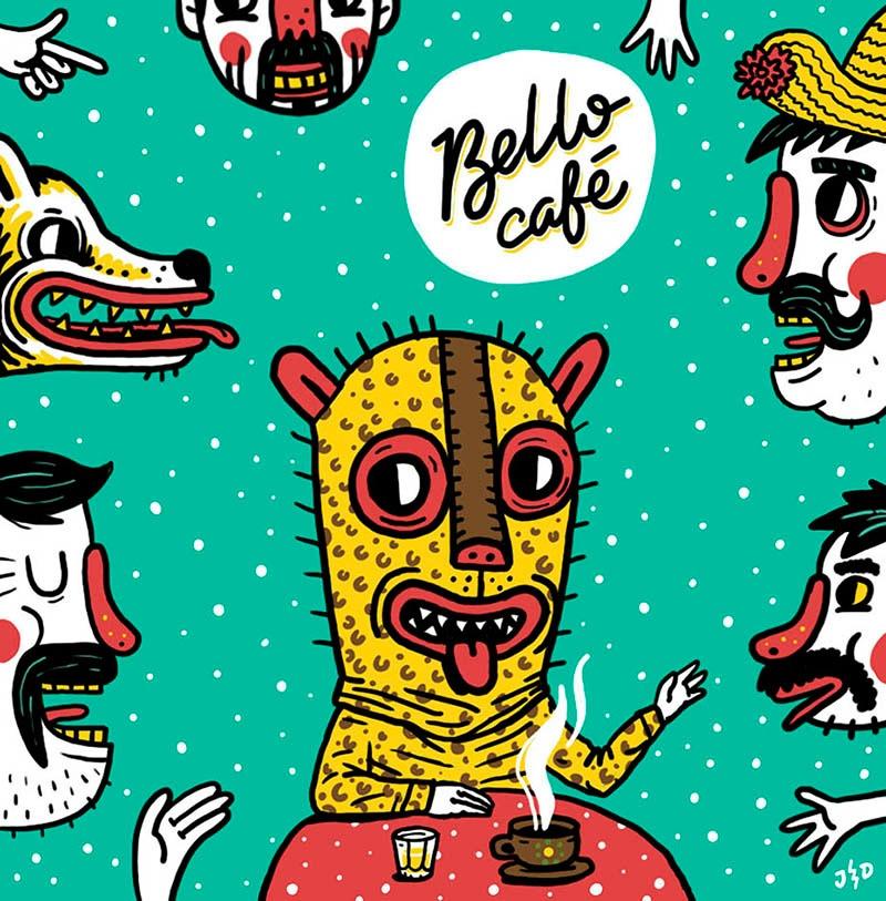 Valla Bello Café
