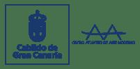 Logo del Cabildo de Gran Canaria y el CAAM