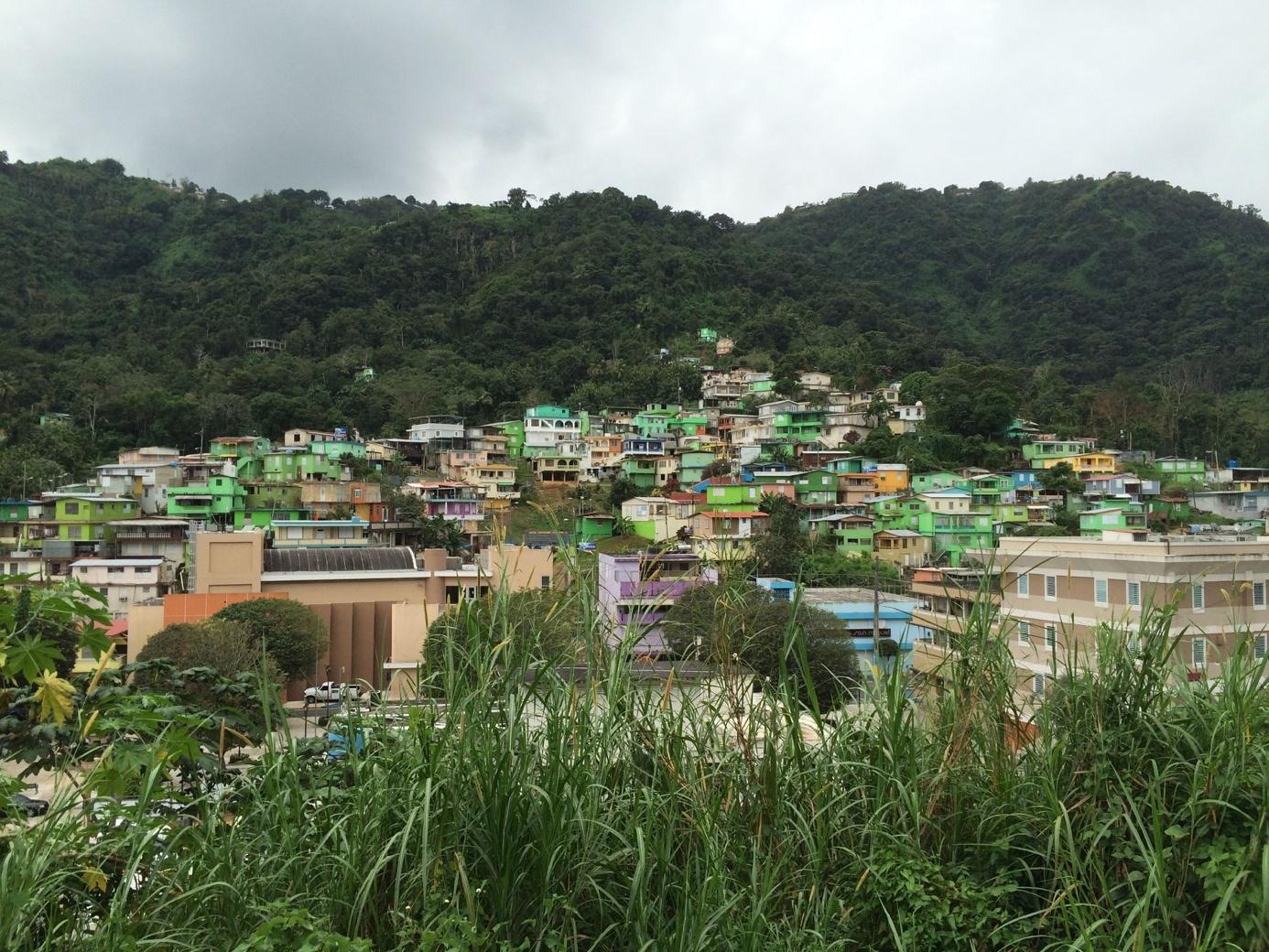 El Cerro, Puerto Rico, 2017, Fotografía: Cortesía Chemi Rosado Seijo