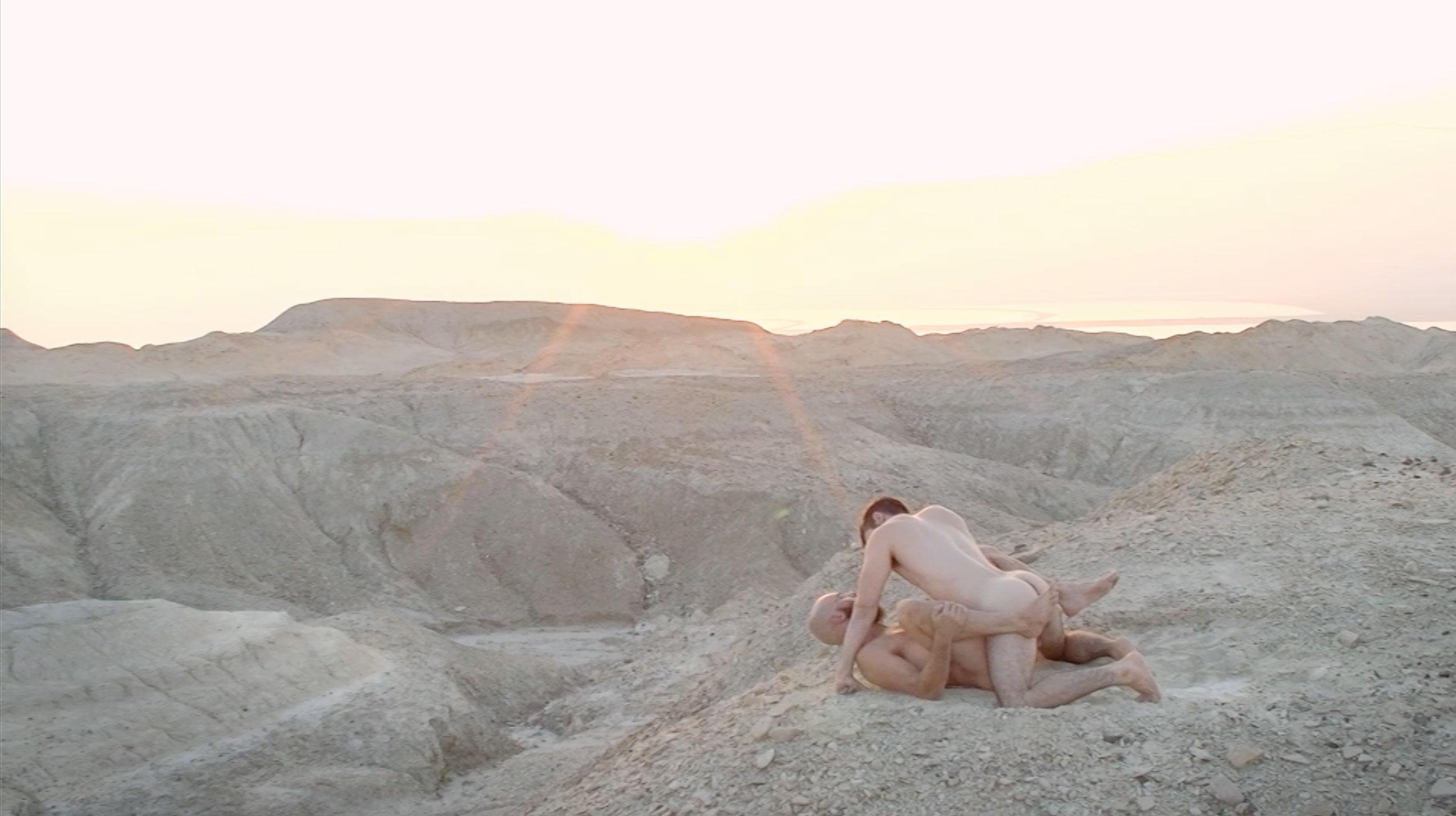 Pánico, película, 2014, proyección de vídeo 3D estereoscópico, color, sonido, 90 minutos