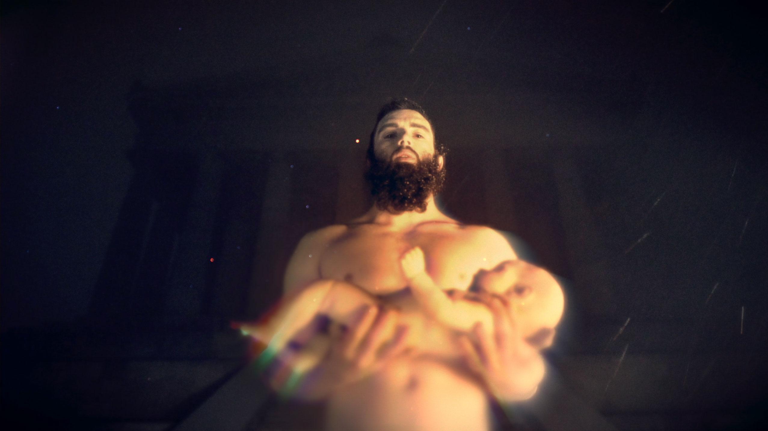 Ónfalo, 2016, proyección de vídeo monocanal, color, sonido, 90 minutos (película)